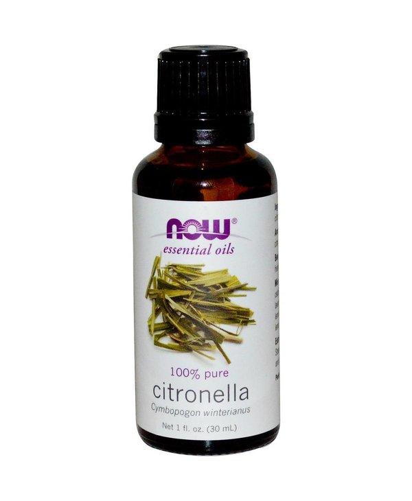 NOW Citronella Oil 30mL