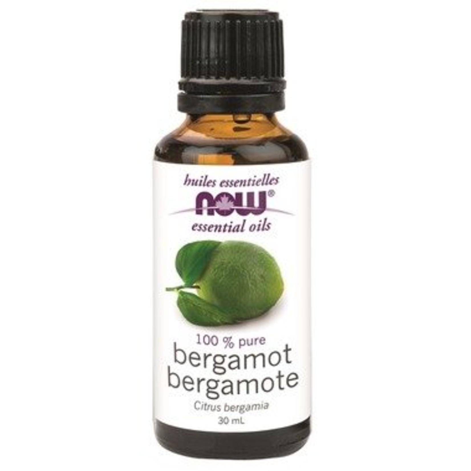 NOW NOW Bergamot Oil 30mL