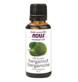 NOW Bergamot Oil 30mL