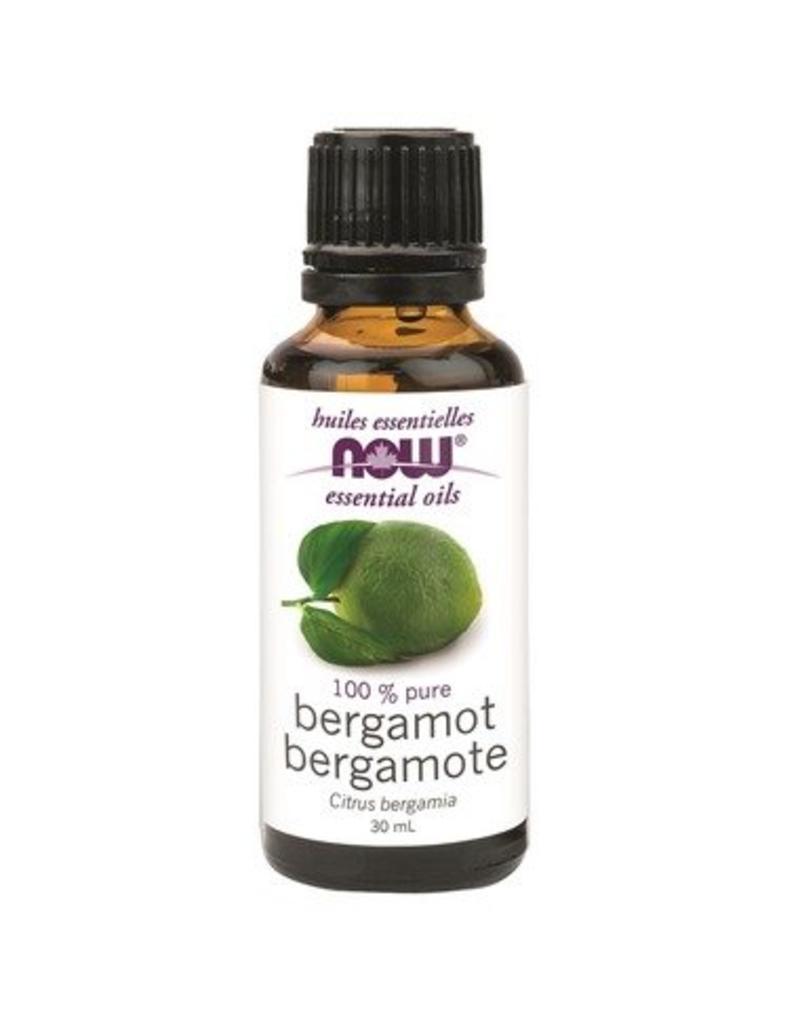 NOW Bergamot Oil 30mL