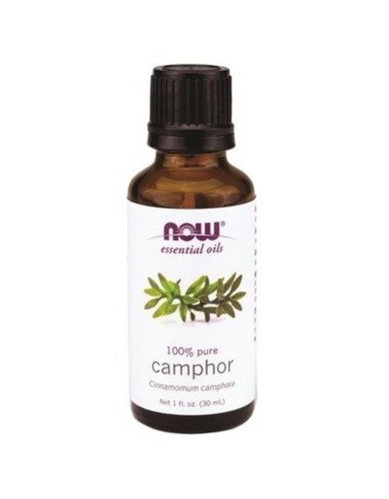 NOW NOW Camphor Oil 30mL