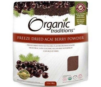 Acai Berry Powder Freeze Dried 100g
