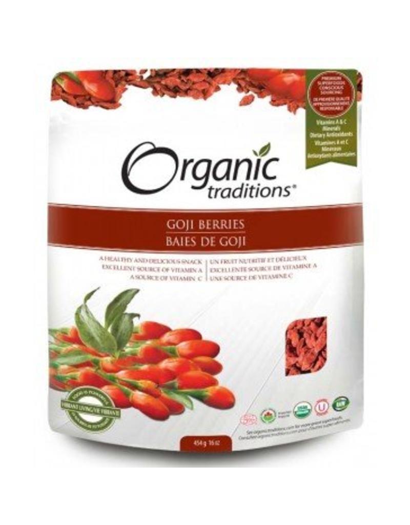 Organic Traditions Goji Berries 100g