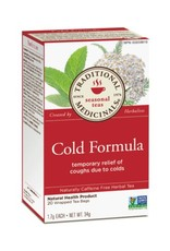 Traditional Medicinals Cold Formula 20 Tea Bags