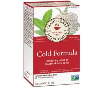 Cold Formula 20 Tea Bags