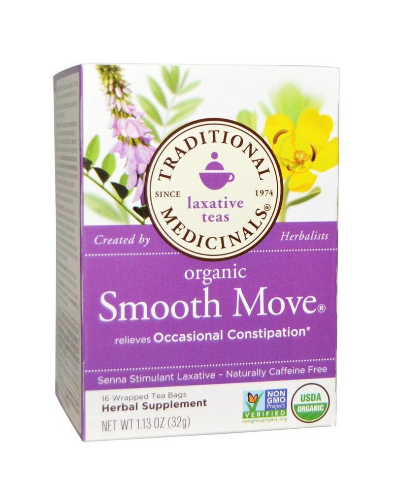 Traditional Medicinals Smooth Move 20 Tea Bags