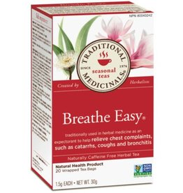 Traditional Medicinals Breathe Easy 20 Tea Bags