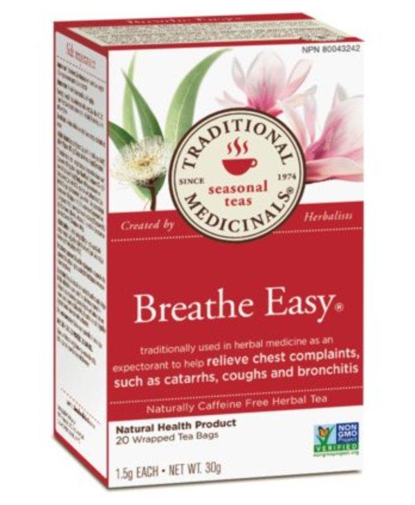 Breathe Easy 20 Tea Bags