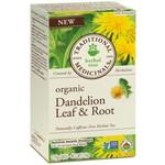 Traditional Medicinals Dandelion Leaf and Root 20 Tea Bags
