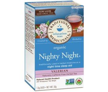 Nighty Night Valerian 20 Tea Bags