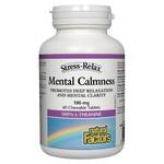Natural Factors Natural Factors S.R Mental Calmness Tab 60
