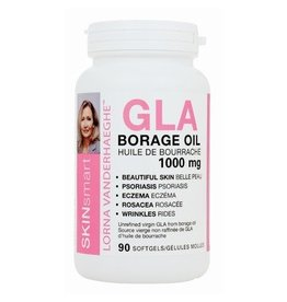 Lorna Vanderhaegue GLA Borage Oil 90 softgels