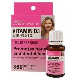 Lorna Vanderhaegue Lorna Vitamin D3 360 drops