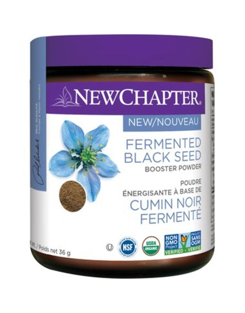 New Chapter New Chapter Fermented Black Seed Booster Powder 36g