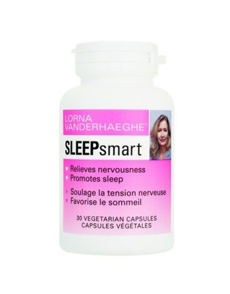Lorna Vanderhaegue Lorna Sleepsmart 30 veg caps