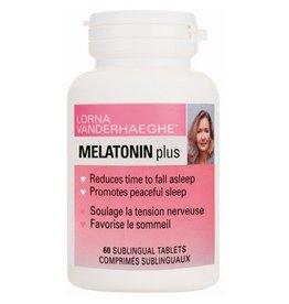 Lorna Vanderhaegue Melatonin Plus 3mg 60 sublingual tablets