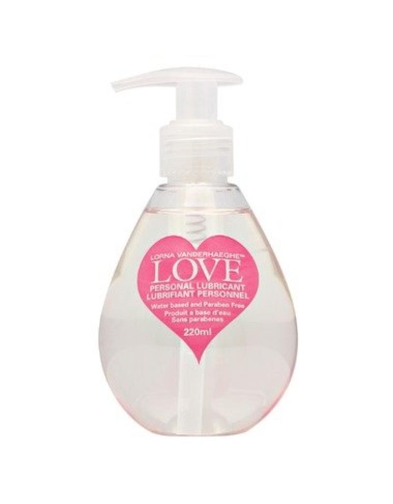 Lorna Vanderhaegue Lorna Love Personal lubricant 220ml pump