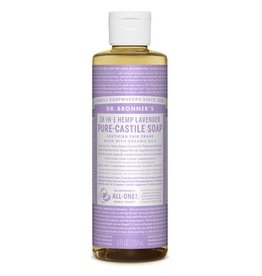 Dr. Bronners Dr Bronners Pure Castille Soap Lavender 237ml