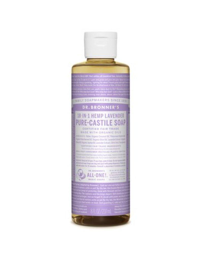 Dr. Bronners Dr Bronners Pure Castille Soap Lavender 237ml