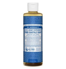 Dr. Bronners Dr Bronners Pure Castille Soap Peppermint 237ml