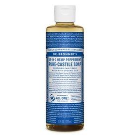 Dr. Bronners Pure Castille Soap Peppermint 237ml