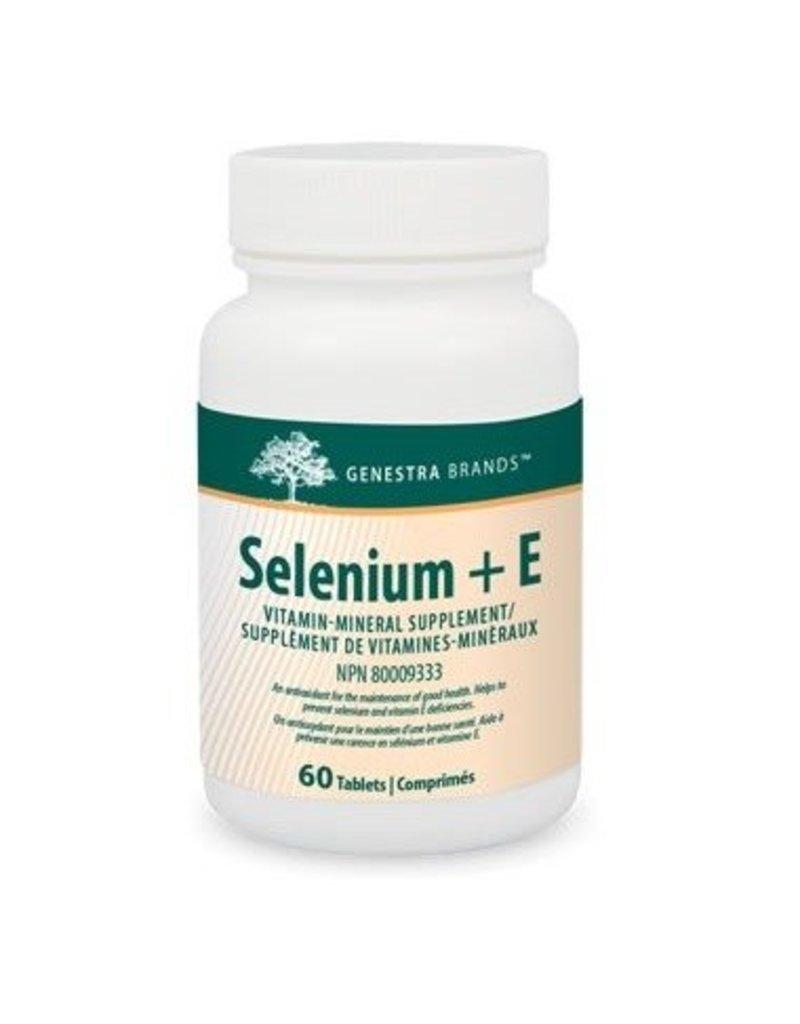 Genestra Genestra Selenium + E