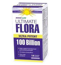Renew Life ultimate flora 100 billion 14's