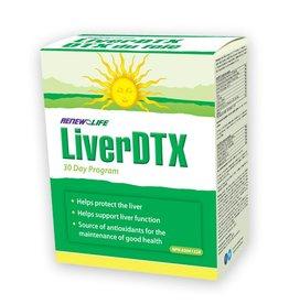 Renew Life liver detox kit