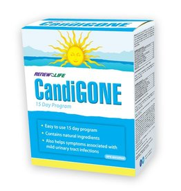 Renew Life candigone kit
