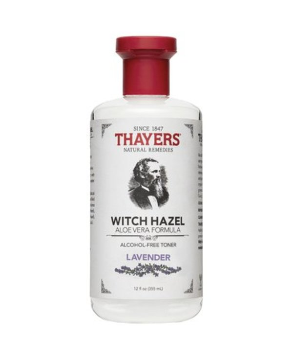 Witch Hazel Alcohol-Free Lavender 12oz