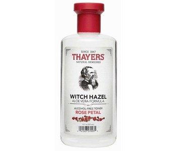 Witch Hazel Alcohol-Free Rose Petal 12oz