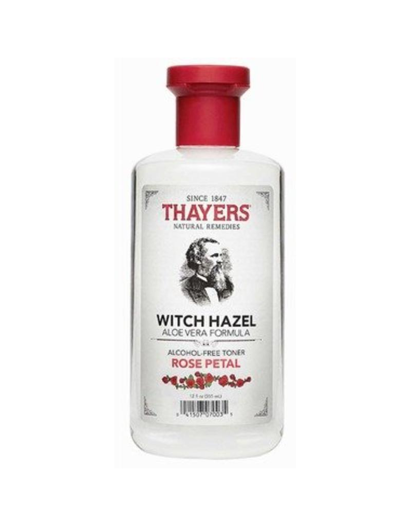 Thayers Witch Hazel Alcohol-Free Rose Petal 12oz
