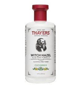 Thayers Witch Hazel Alcohol-Free Cucumber 12 oz