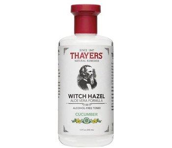 Witch Hazel Alcohol-Free Cucumber 12 oz