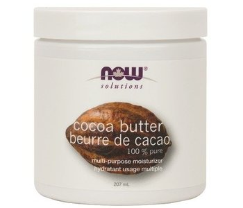 NOW Cocoa Butter 207ml