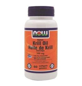 NOW Neptune Krill Oil 500mg 60 softgels