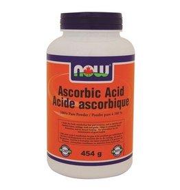 NOW NOW Ascorbic Acid 454g powder