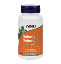 NOW NOW Selenium 200 mcg 90 caps