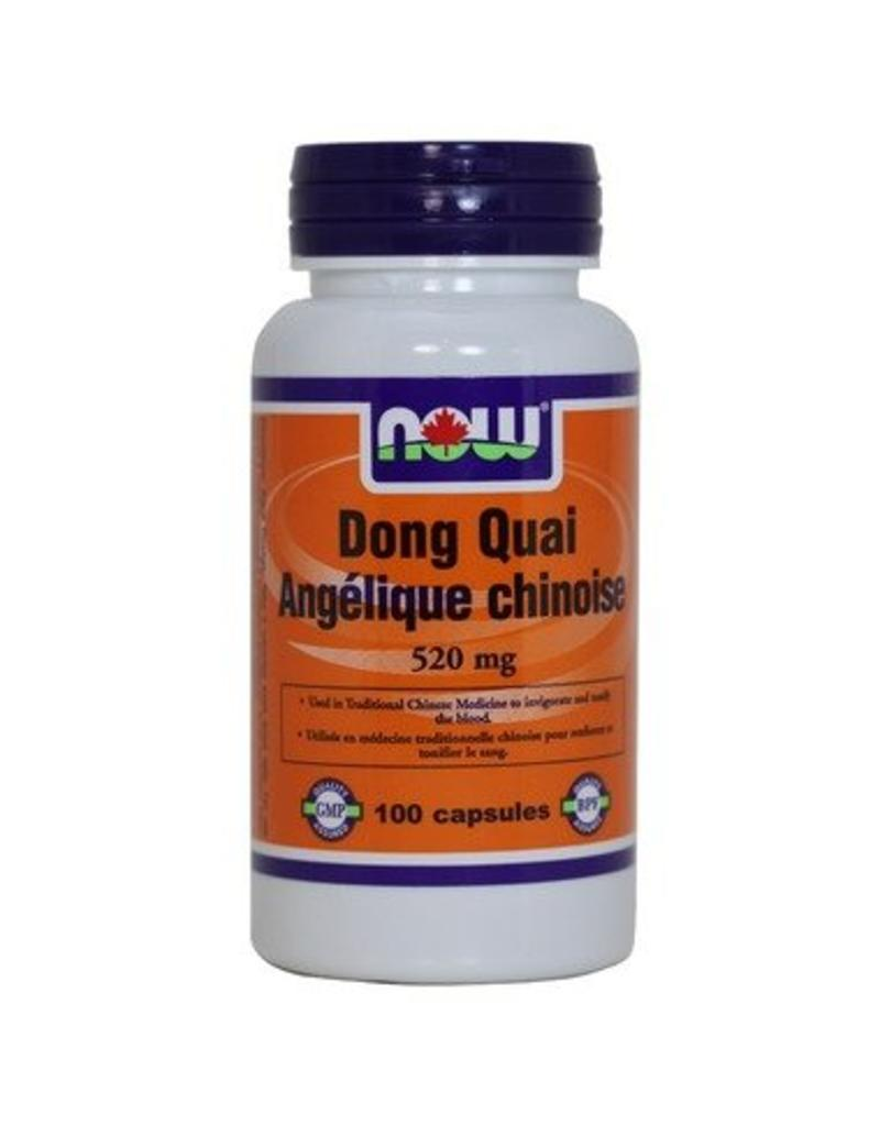 NOW NOW Dong Quai 520mg 100 caps
