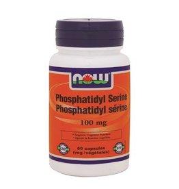 NOW Phosphotidyl Serine 100mg 60 caps