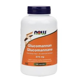 NOW NOW Glucomannan 575mg 180caps