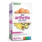 Genuine Health Genuine Health Fast Arthritis Pain Relief 60 caps