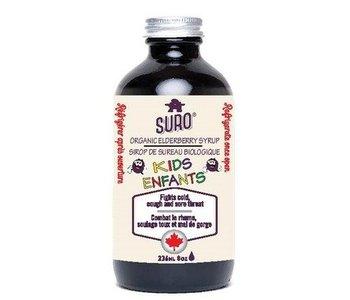 Organic Elderberry Syrup Kids 236ml