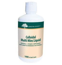 Genestra Genestra Colloidal Multi Mins Liquid 1000ml