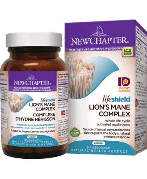 Lion's Mane Complex
