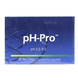 Can Prev pH Pro 80 test strips