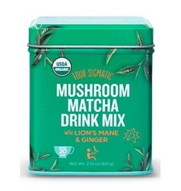 Four Sigmatic Four Sigmatic Mushroom Matcha Drink Mix 20 servings