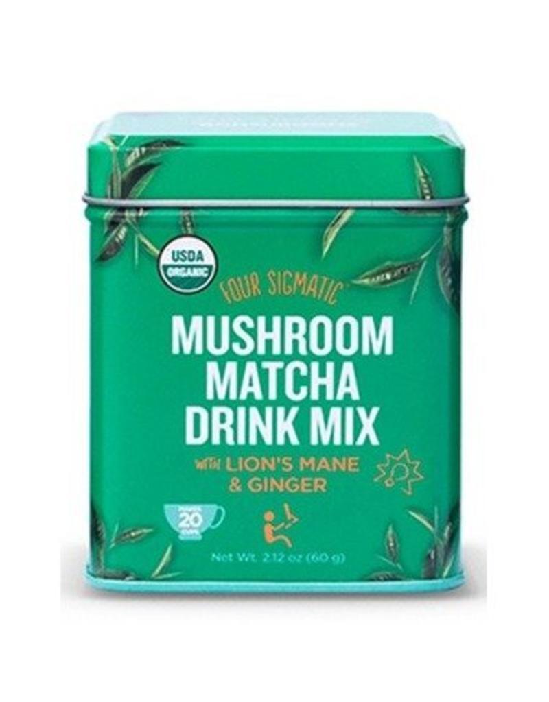Four Sigmatic Mushroom Matcha Drink Mix 20 servings