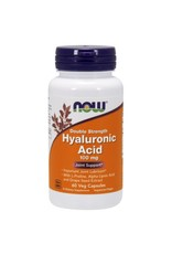NOW NOW Hyaluronic Acid 100mg 60caps