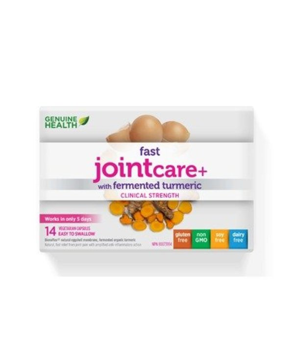 Fast Joint Care+ with Fermented Turmeric
